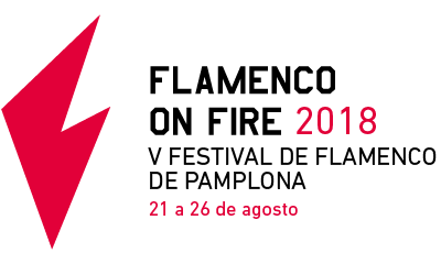 Logo Flamenco on fire 2018