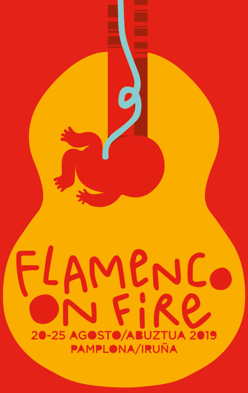 Guitarra Flamenco on Fire 2019